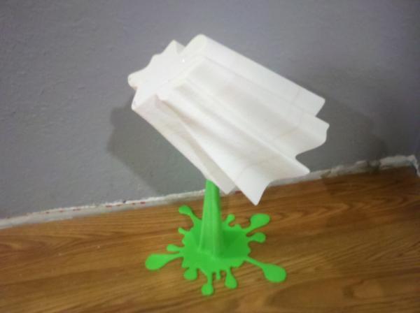 Slime Lamp